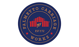 Palmetto Carriage Works logo